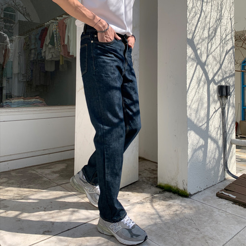 Original denim pants