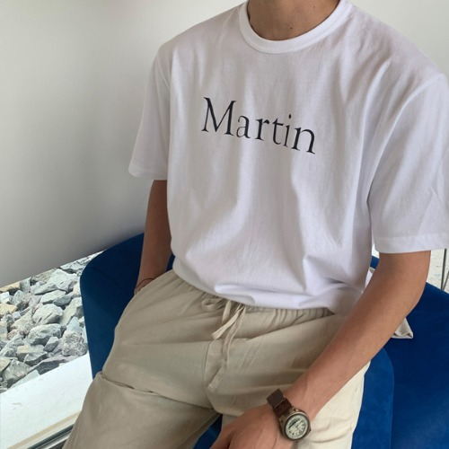 Martin tee(3color)